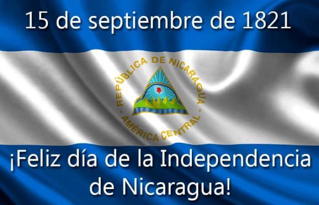 Embajada en Nicaragua | 15 SEPT - DÍA DE LA INDEPENDENCIA DE AMÉRICA CENTRAL